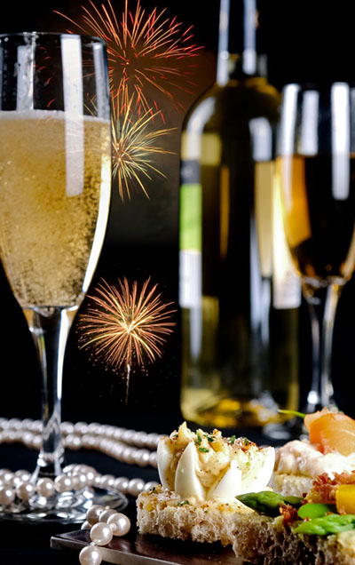 Eastwood Richmonde's New Year's Eve Countdown Party PR