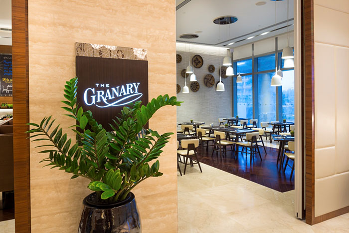 Richmonde Hotel Iloilo's The Granary