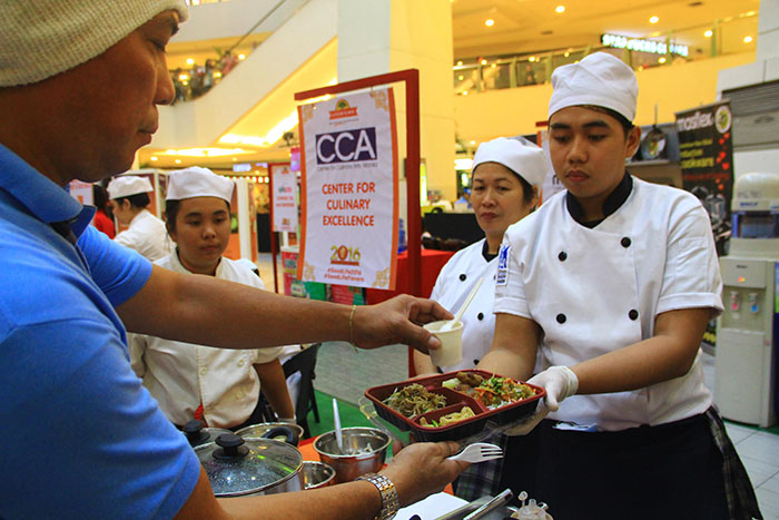 Good Life Chinese Food Fair in partnership with Center for Culinary Arts Manila (CCA Manila)