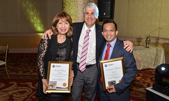 Ace Itchon – President and CEO Aspen Philippines Stephen Saad – Aspen Group Chief Executive Steve Lumabi – Finance Director