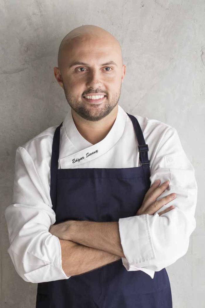 Chef Edgar Sanuy Barahona