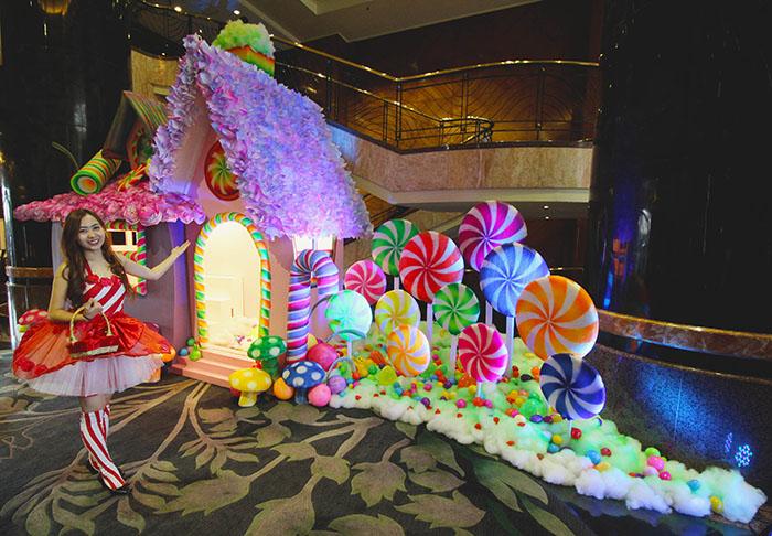 Diamond Hotel Easter Candy Girl 2016