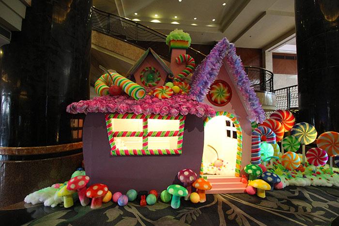 Diamond Hotel Easter Candy Wonderland 2016