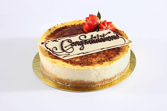 Doublebaked Cheesecake