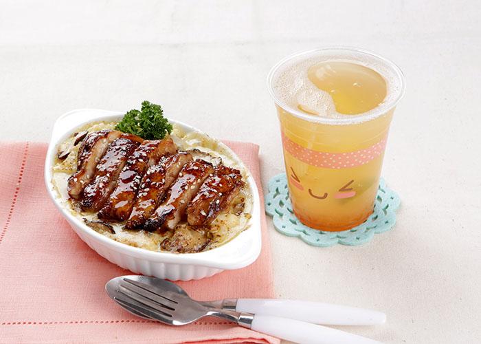 Teriyaki Chicken Doria (2)