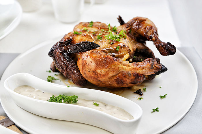 Lucia - Roasted Chicken