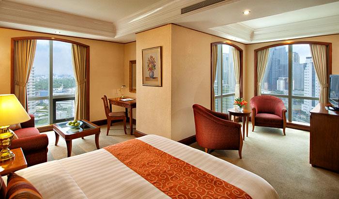 Richmonde Hotel Ortigas' Junior Suite