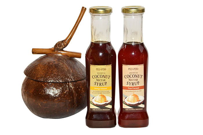 Pili & Pino's product inspiration came from the nectar of the coconut tree, the raw liquid used to make coconut sap sweeteners, from which a delightful, rich syrup was developed.