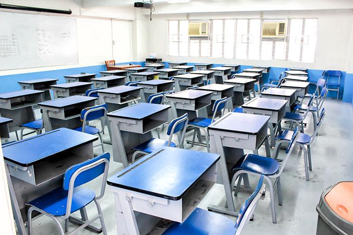 HCHS Classroom