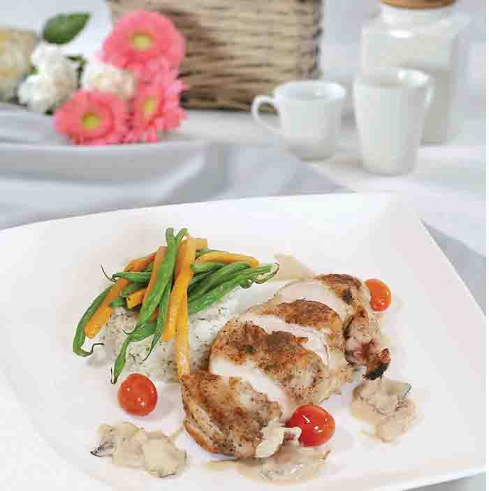 Cravings - Mother_s Day Chef_s Special - Chicken   Marsala
