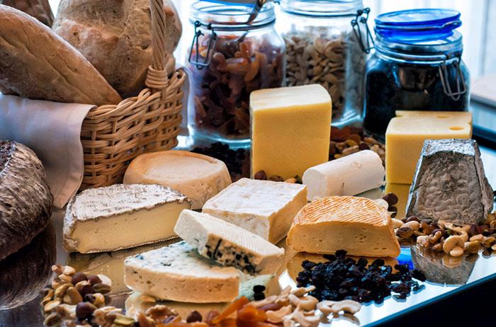 Premium Cheeses