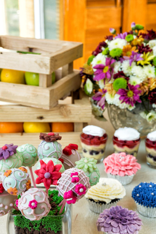 RHO RCafe - Mother's Day Lunch Buffet, Desserts