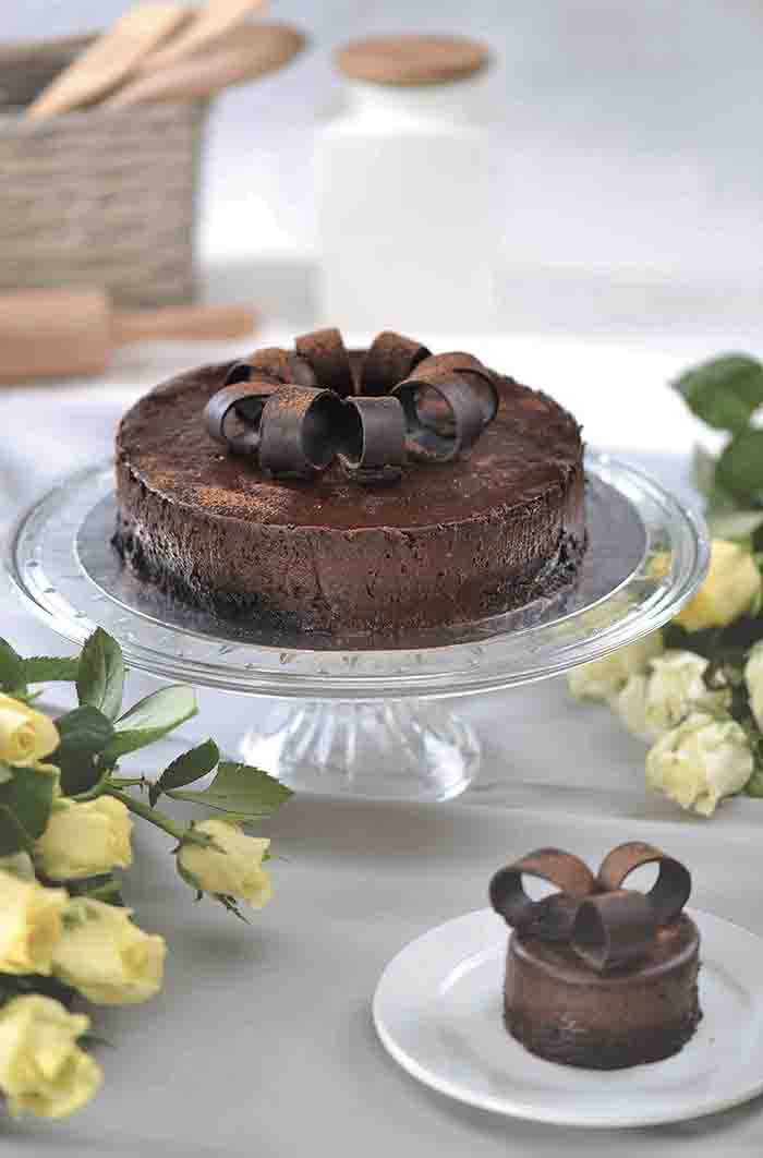 Tablea Cheesecake (whole and junior)
