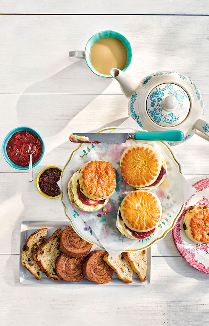 Tea Time Treats – enjoy the very best of British flavour with our tasty traditional favourites.