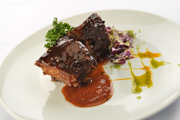 The Unlimited Baby Back Ribs in Lucia is available in all weekends of June