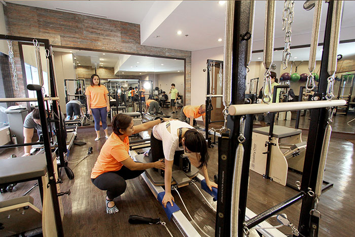 Options Studio celebrates their 1st anniversary and launches 4 new programs: Killer Abs, Fabulous Abs, Chair Reformer Circuit and Kick Start Pilate
