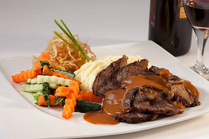 Sisterfields - Roast Beef