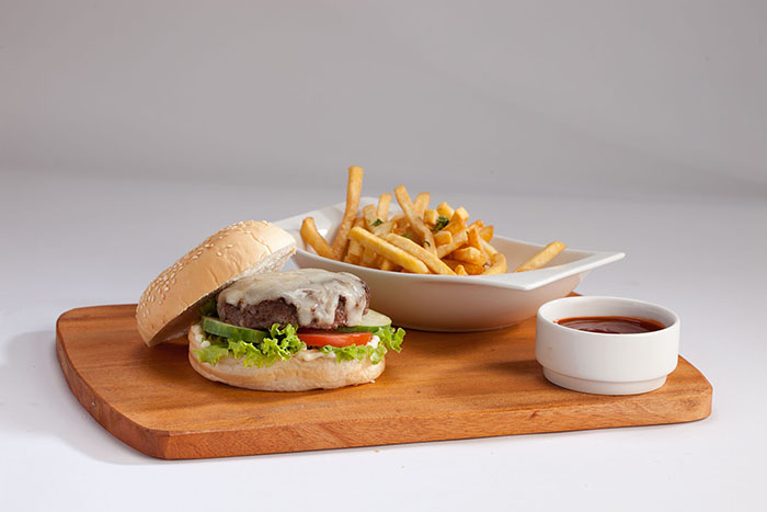 Sisterfileds - Classic Burger