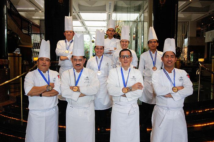 Diamond Hotel Chefs