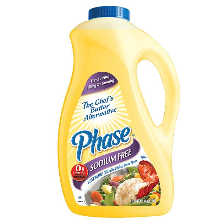 Phase Butter Sodium Free