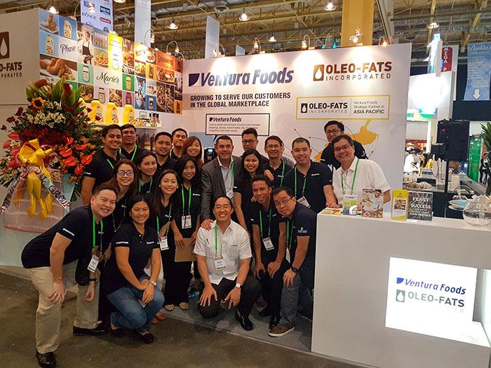 Ventura Foods and Oleo-Fats Team