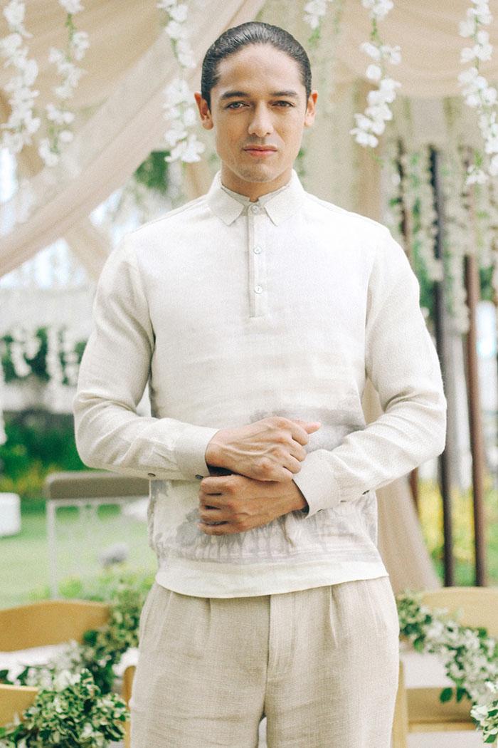 Wedding editorial at Movenpick Cebu, photo by Matt Pingkian