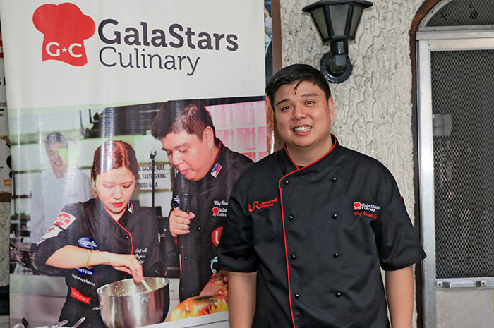 Top culinary chef Ernest Reynoso-Gala sees URC Flour's Flourish Pilipinas: Bake It Happen! contest as a chance for future master bakers to learn and test new ideas.