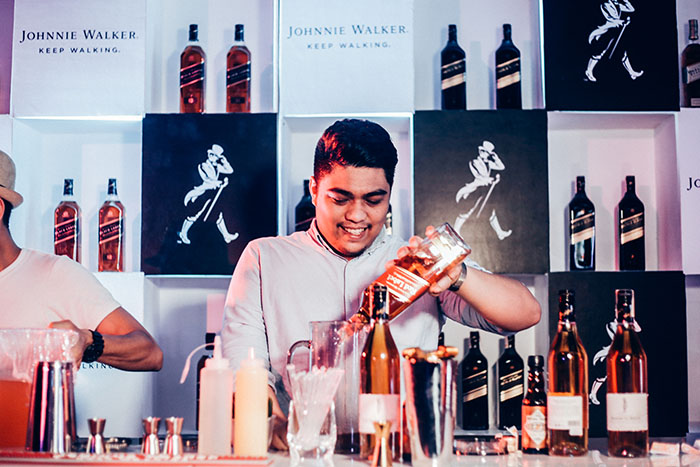 Diageo Reserve World Class Philippines Bartender of the Year 2015, Kenneth Bandivas