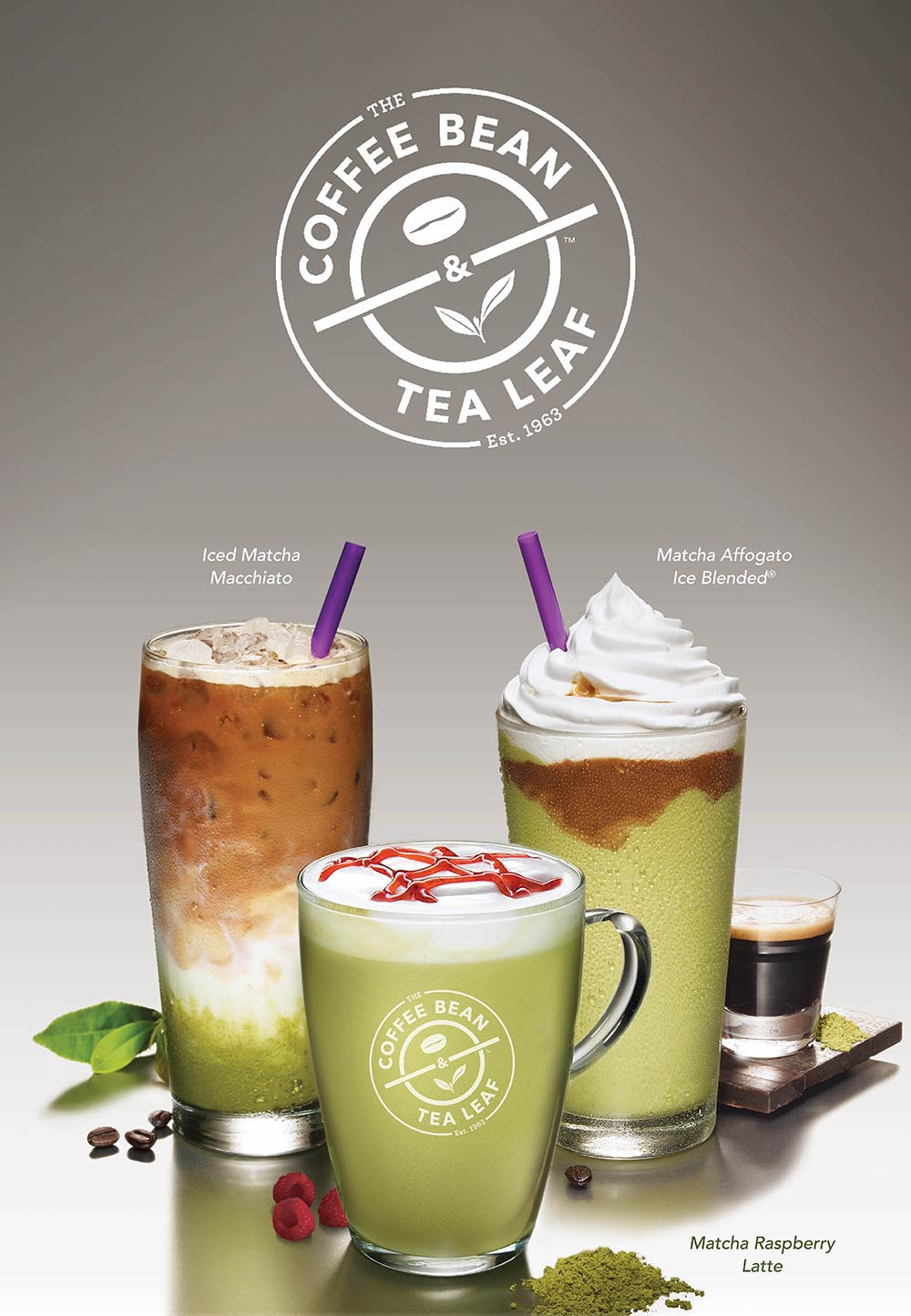 The Coffee Bean Tea Leaf Launches Limited Edition Matcha Drinks Cook Magazine