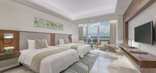 """Richmonde Hotel Iloilo's special Anniversary Room Rates """"Four You"""" start at PhP 4,000 nett (overnight stay) and PhP 4,400 nett (minimum 2-night stay) from July 20 to August 20, 2019."""