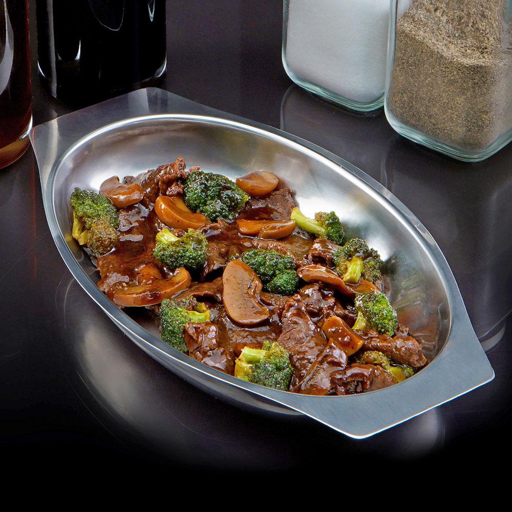 Wok2Go Pepper Beef Broccoli