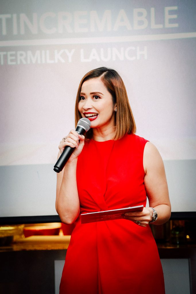 TV Host, Mom, and Celebrity Chef Rosebud Benitez hosted Alaska Crema's Cooking Workshop last July 31 in Enderun College. The cooking workshop featured delicious home cooked meals made even better with the buttermilky goodness of Alaska Crema.