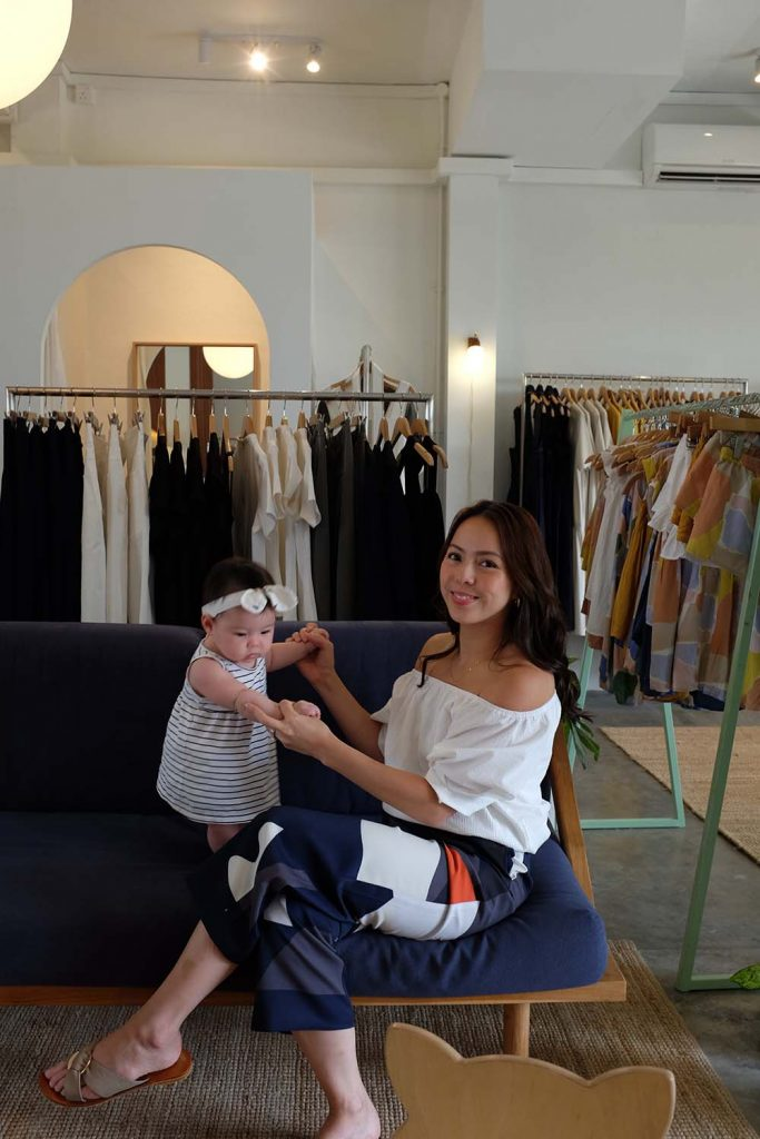 According to Andi, Our Second Nature is the ultimate shopping haven for effortlessly chic moms and their kids with its laid-back pieces for women and children.