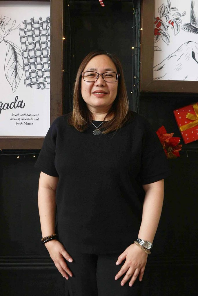 Bo's Coffee Chief Operating Officer Rachel Fallarme copy
