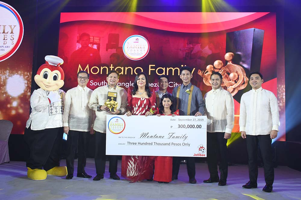 The Montano family spearheads the CHEERS (Community Health Education Emergency Rescue Safety Services) Foundation which helps equip communities with disaster preparedness for times of calamities.