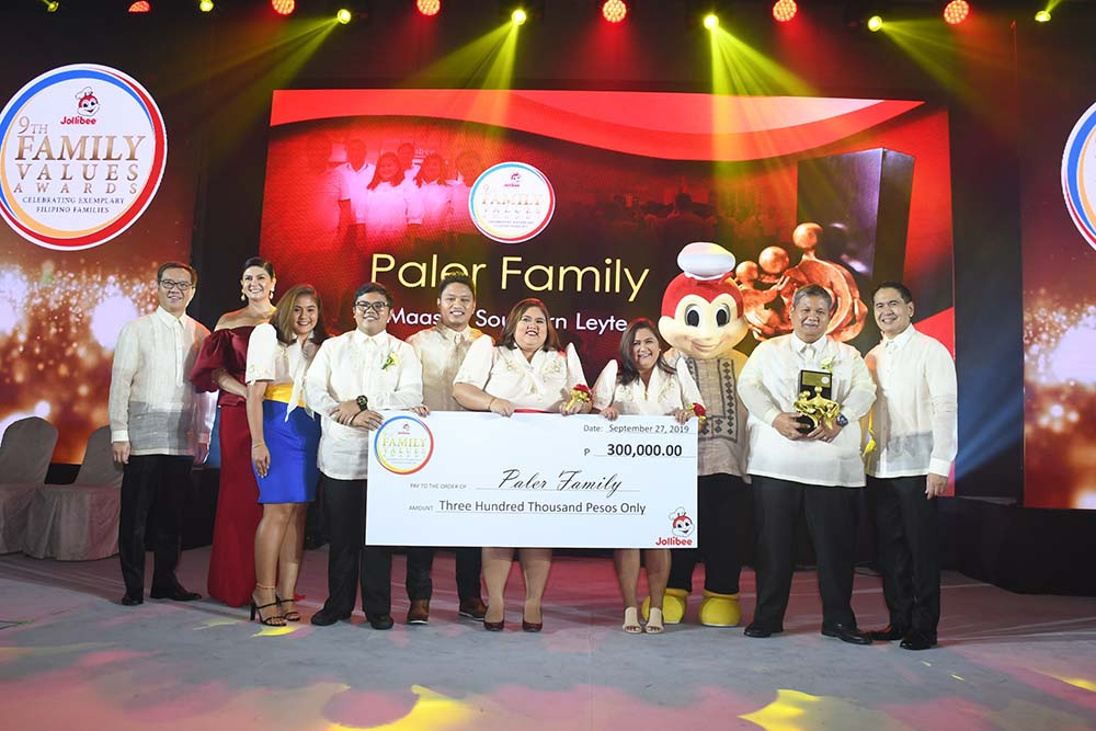 The Paler Family of Southern Leyte is recognized for their Rehab Without Walls program which aims to support 'aspirants' to achieve a drug-free and more productive life.