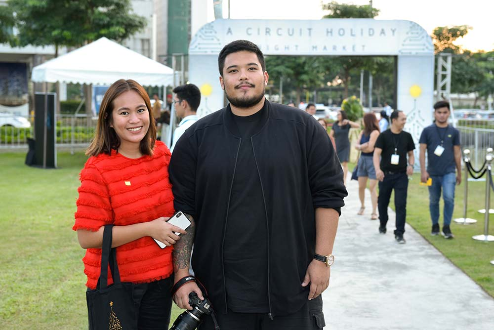 Patty and Luigi Muhlach