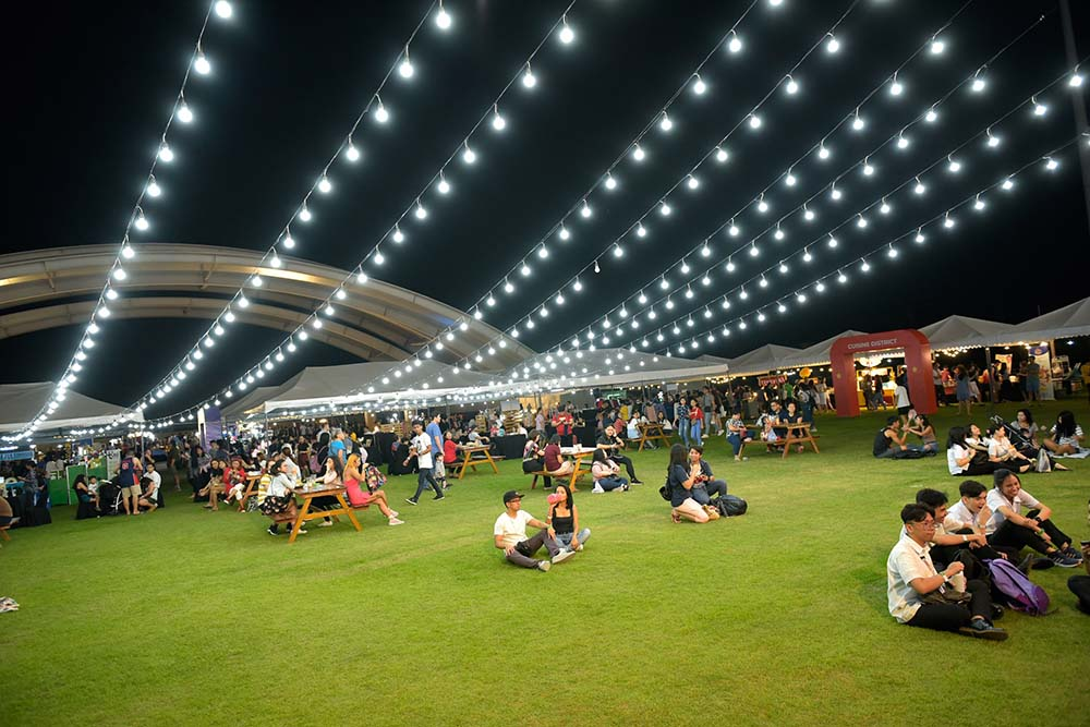 Circuit Makati brought the sound of spirited music, movie marathons, meticulous gift shopping, and lots of celebrating with the family at the 2019 run of the Circuit Holiday Night Market