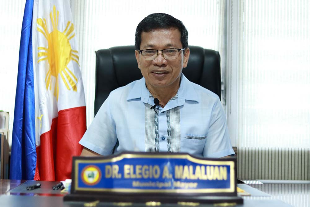 Mayor Elegio Malaluan