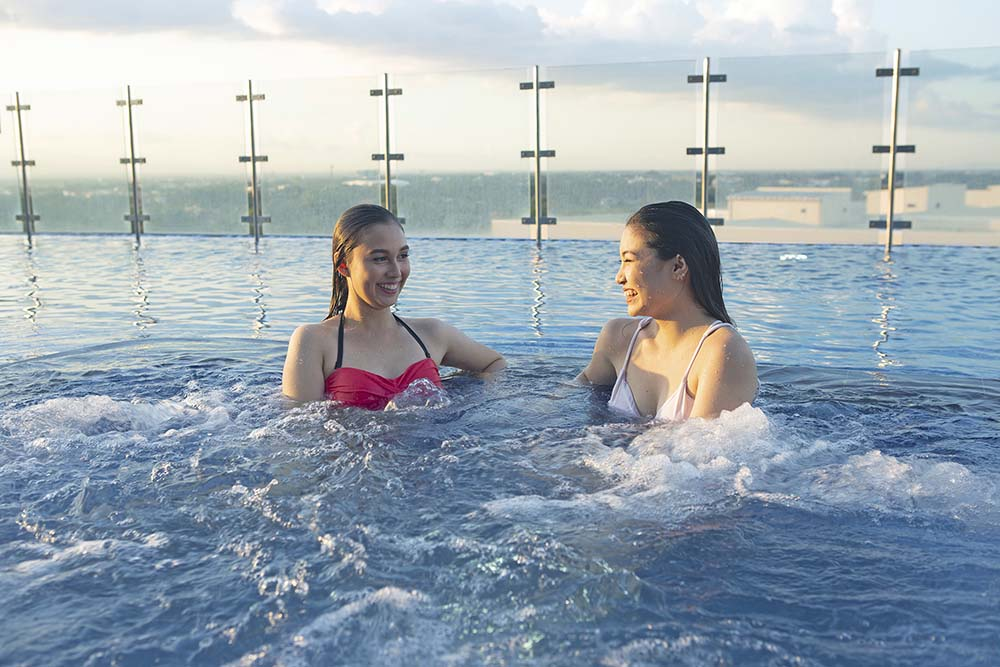 Richmonde's P2Perks: Special day-use rate for the pool and gym