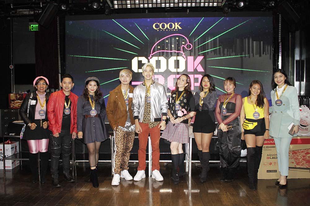 10 cooKPOP Finalists