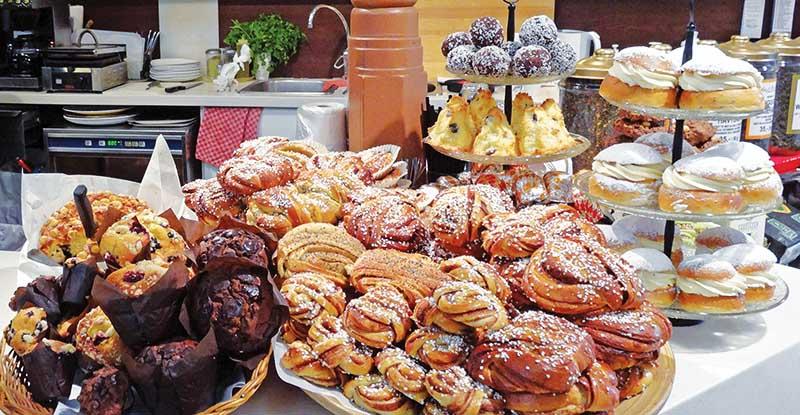 Pastries, Östermalms Saluhall