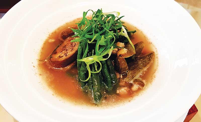 Bulanglang soup