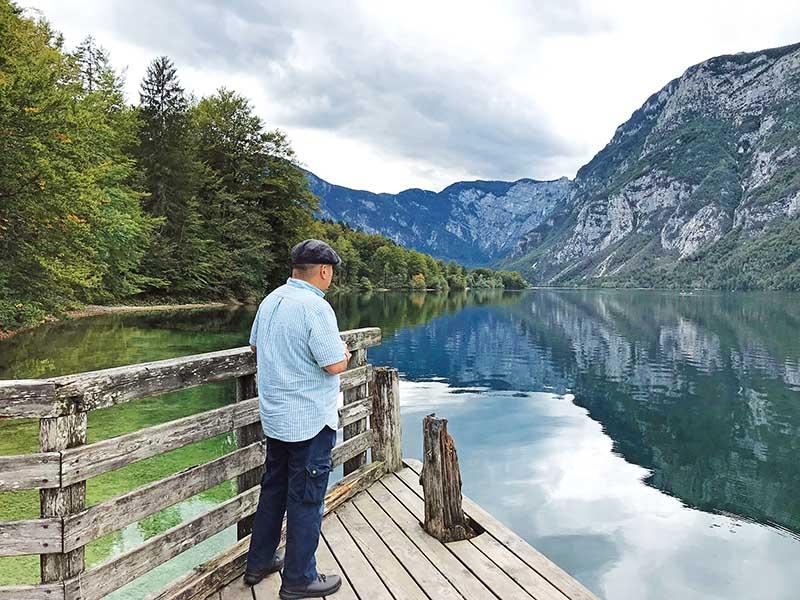 John, Lake Bohinj