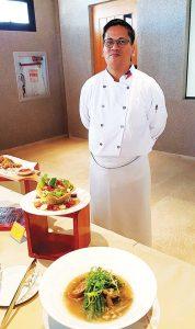 Manyaman Restaurant's executive chef Rafael Hubilla copy