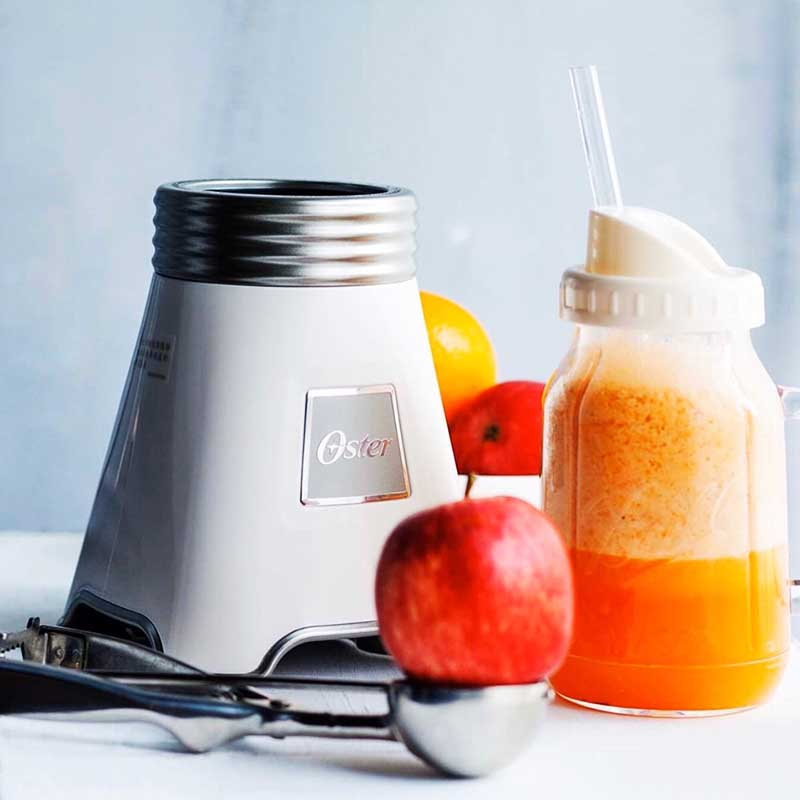 Juice up to boost your immune system with this handy Oster Mason Jar Blender. Available at thesmstore.com and ShopSM app.