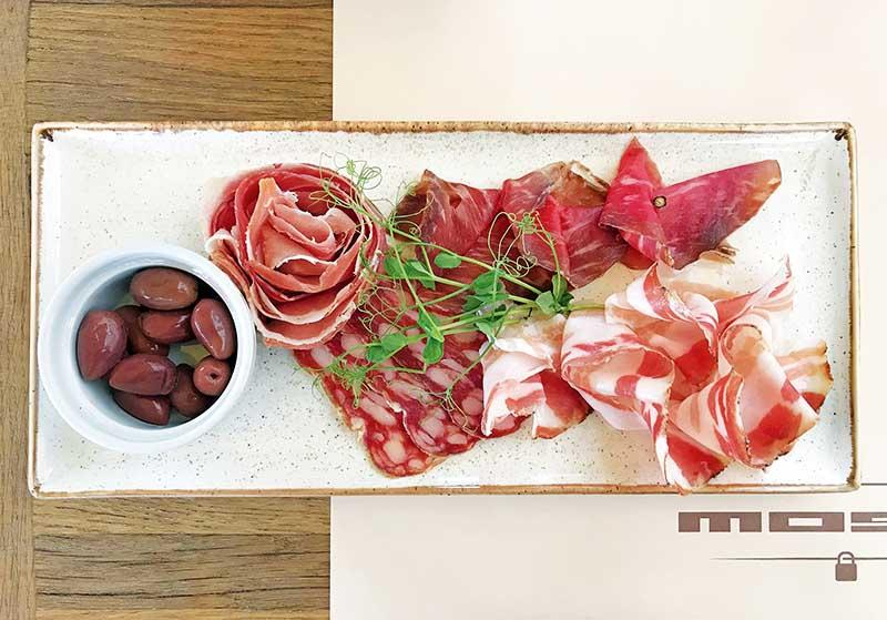 Prosciutto & Cold Cuts Platter