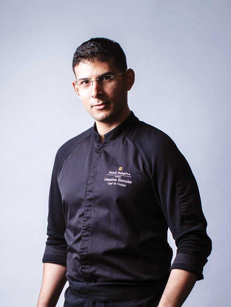 Sage Bespoke Grill Chef de Cuisine Sebastian Barcudes