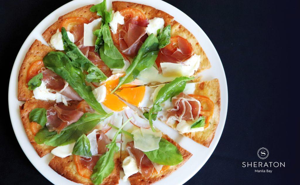 Pizza Prosciutto di Parma_1